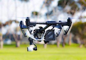 Дрон с камера - Inspire 1 - в полет