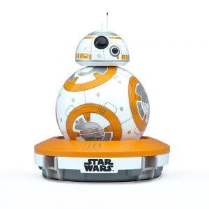 Дроид BB-8 Sphero в докинг станцията си