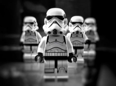 Stormtroopers Star Wars фигурки