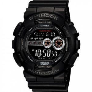 Черен тактически часовник - Casio Gshock