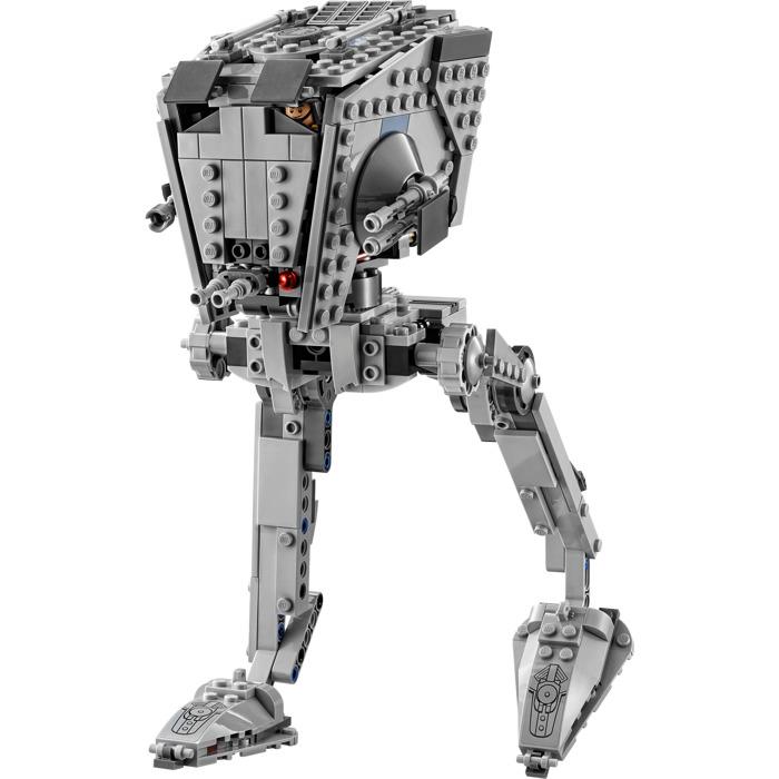 A LEGO Star Wars AT-ST Walker set