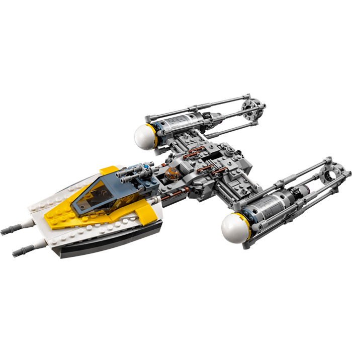 Y-Wing Fighter kit (The Force Awakens Merchandise)