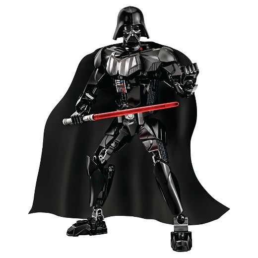 Darth Vader Lego figure doing the Force Choke