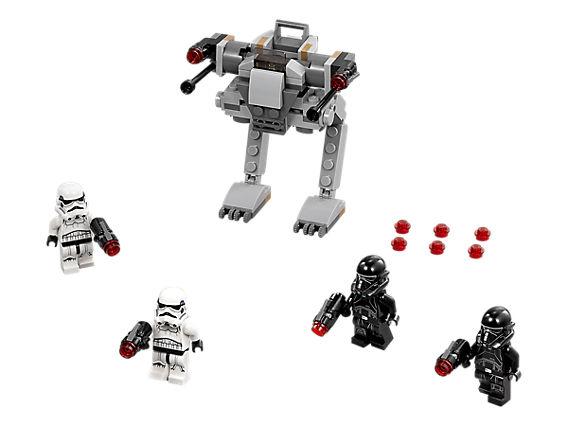 Изображение на Лего Стар Уорс Боен пакет - Войници на Империята