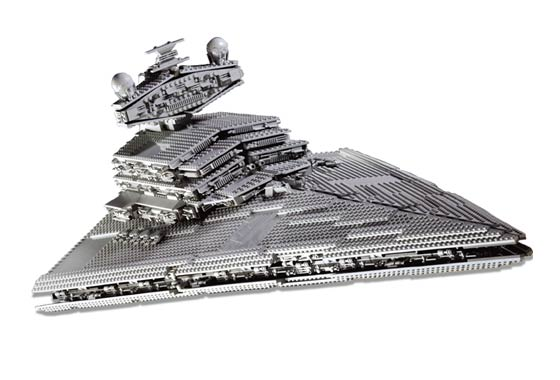 An image of a Ultimate Star Destroyer collectable LEGO set