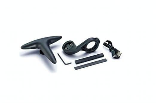 A complete Hammerhead H1 bike navigation set - navigation system + mount