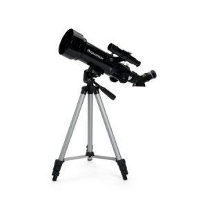 Снимка на рефракторен телескоп