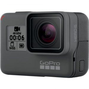Снимка на новата GoPro Hero 6