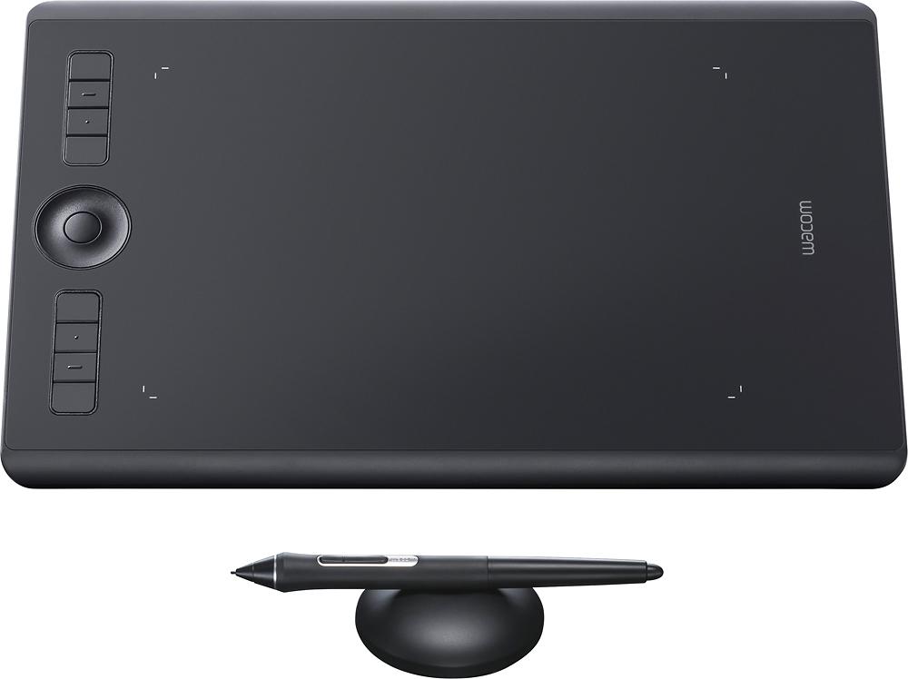 Снимка на дигитален таблет Wacom Intuos (Medium) с писалка