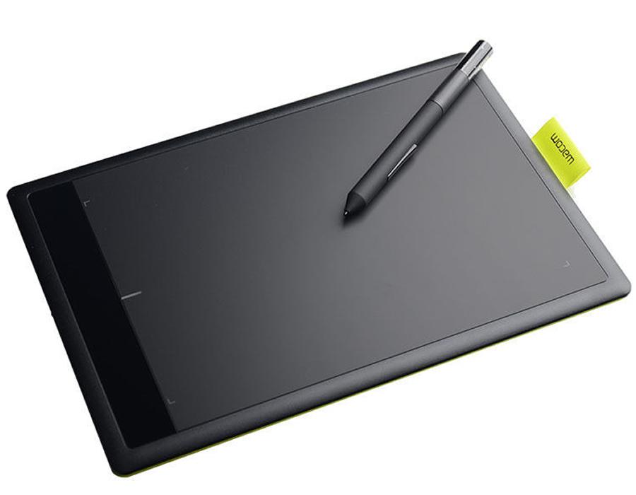 Wacom Bamboo таблет за рисуване със стилус