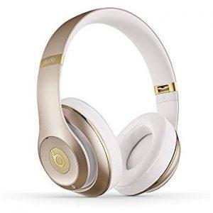 Безжични слушалки Beats Solo 3 - златни