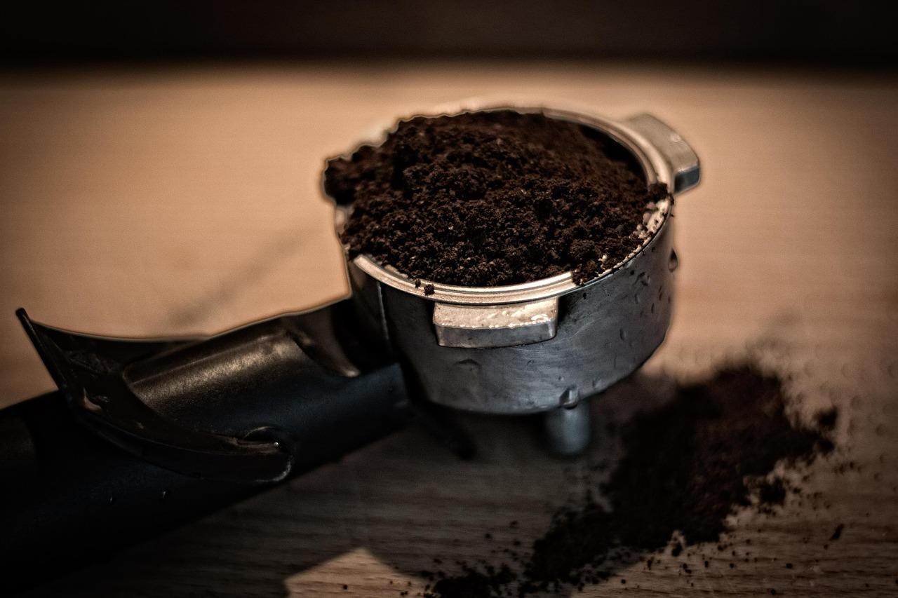Мляно кафе в цедка на кафмашина