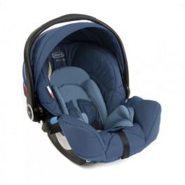 Снимка на бебешко столче за кола Graco Logico на бял фон