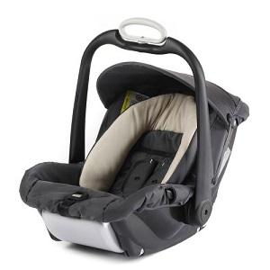 Снимка на бял фон на бебешко столче за кола Mutsy Safe 2 Go