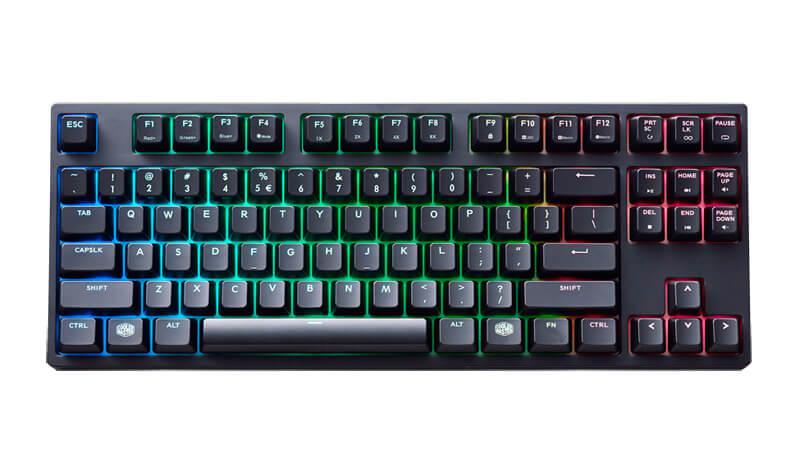 Геймърска клавиатура Cooler Master MasterKeys Pro S
