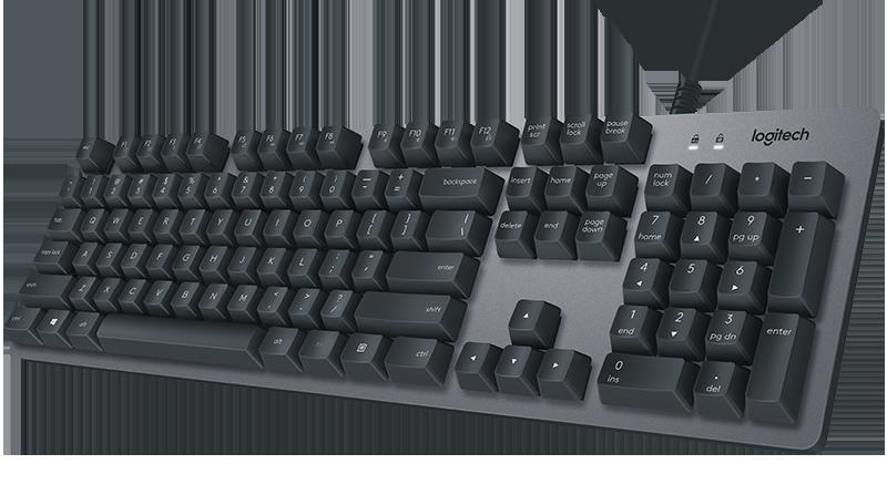 Геймърска клавиатура Logitech К840