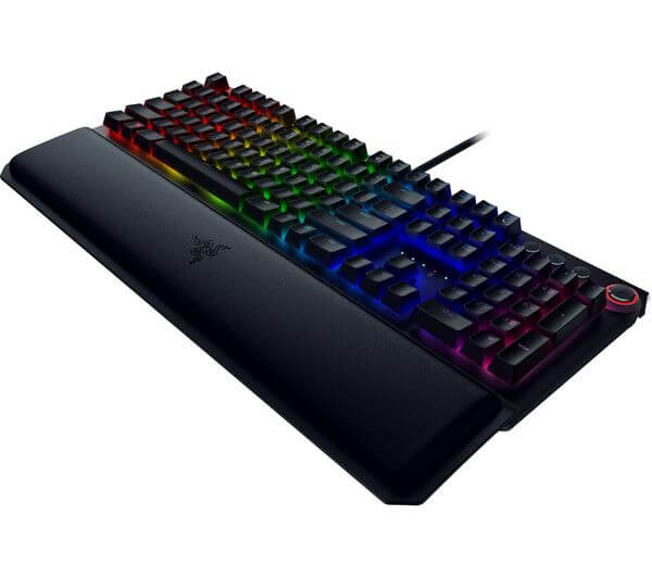 Геймърска клавиатура Razer BlackWidow Elite