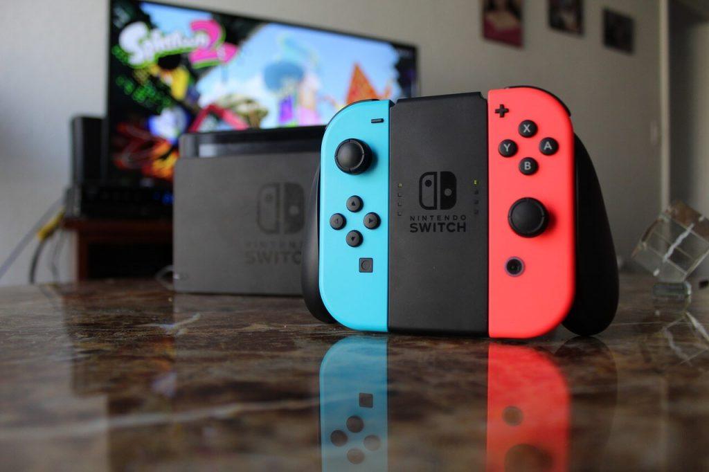 Преносима конзола за игра Nintendo Switch