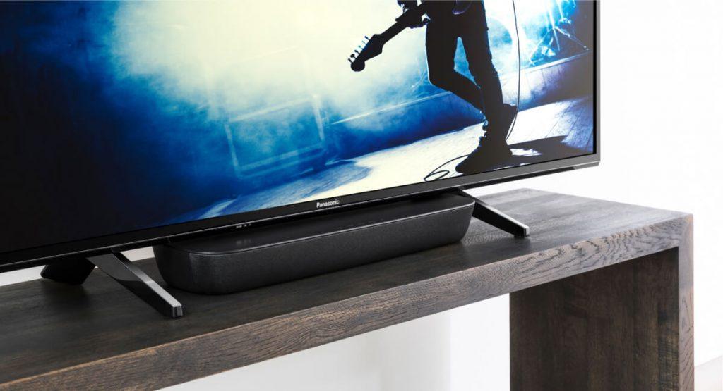 Саундбар система Panasonic SC-HTB200EGK  с телевизор