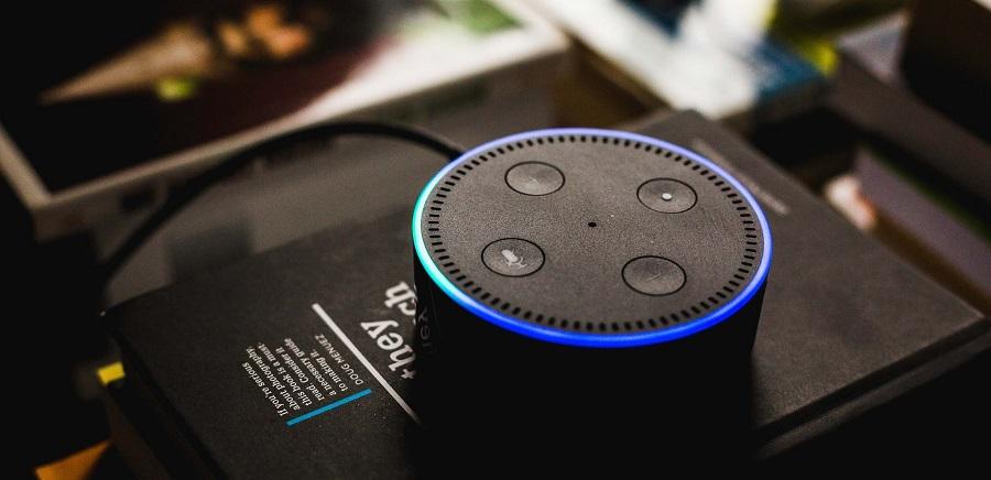 Преносима тонколона Amazon Echo Dot
