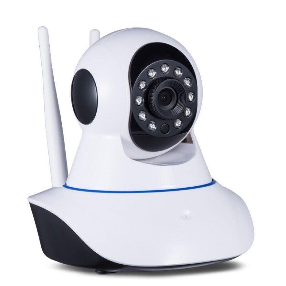 Бяла IP камера бебефон