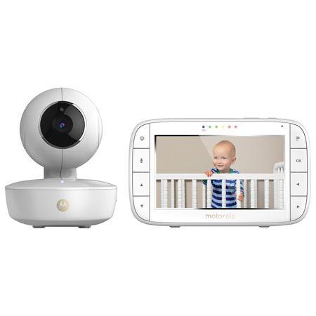 Видео бебефон - камера + родителско устройство