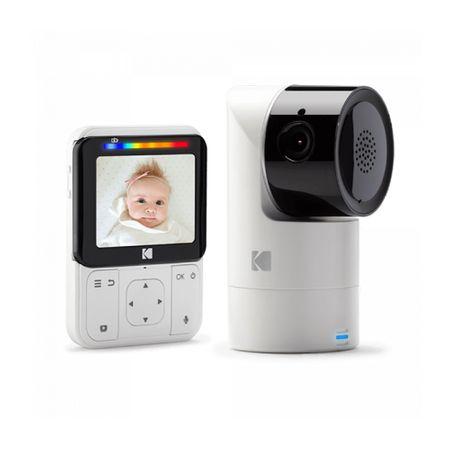 Бебефон с камера KODAK Cherish C225 - камера и родителско устройство