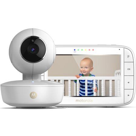 Родителско устройство и камера - Motorola MBP55