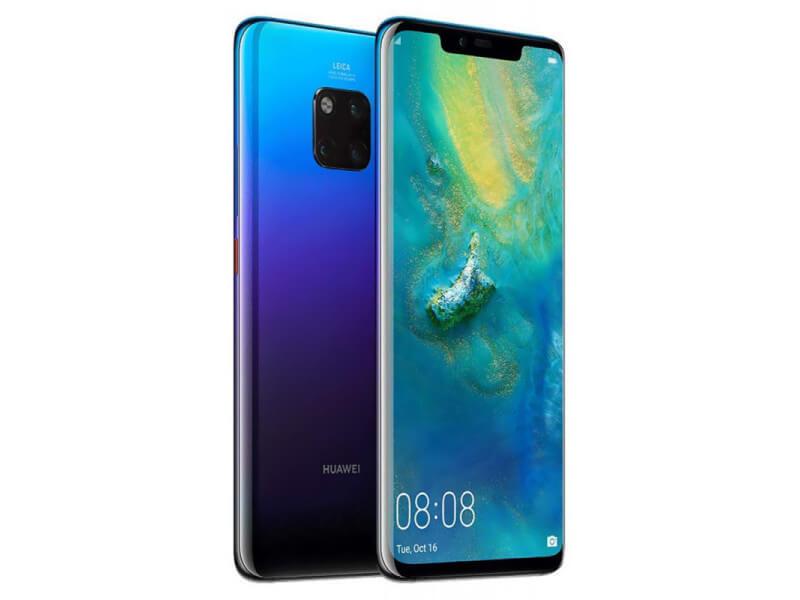 Телефон за игри Huawei Mate 20 Pro дисплей и гръб