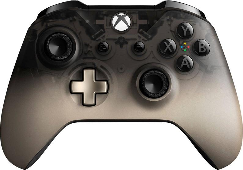 Xbox One контролер - Phantom Black