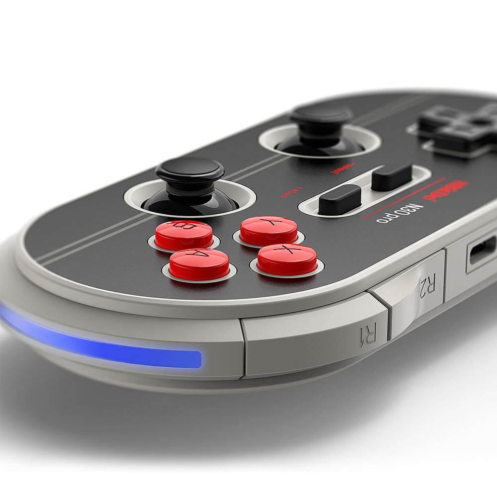 Ретро контролер за телефон 8Bitdo 30 Pro 2